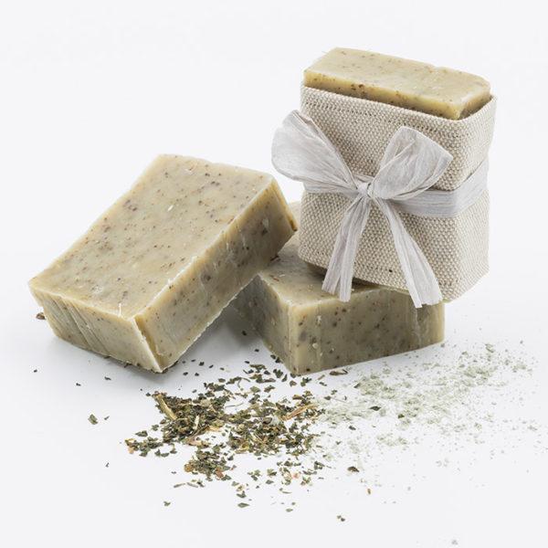 savon naturel a l huile de nigelle bio et a l ortie